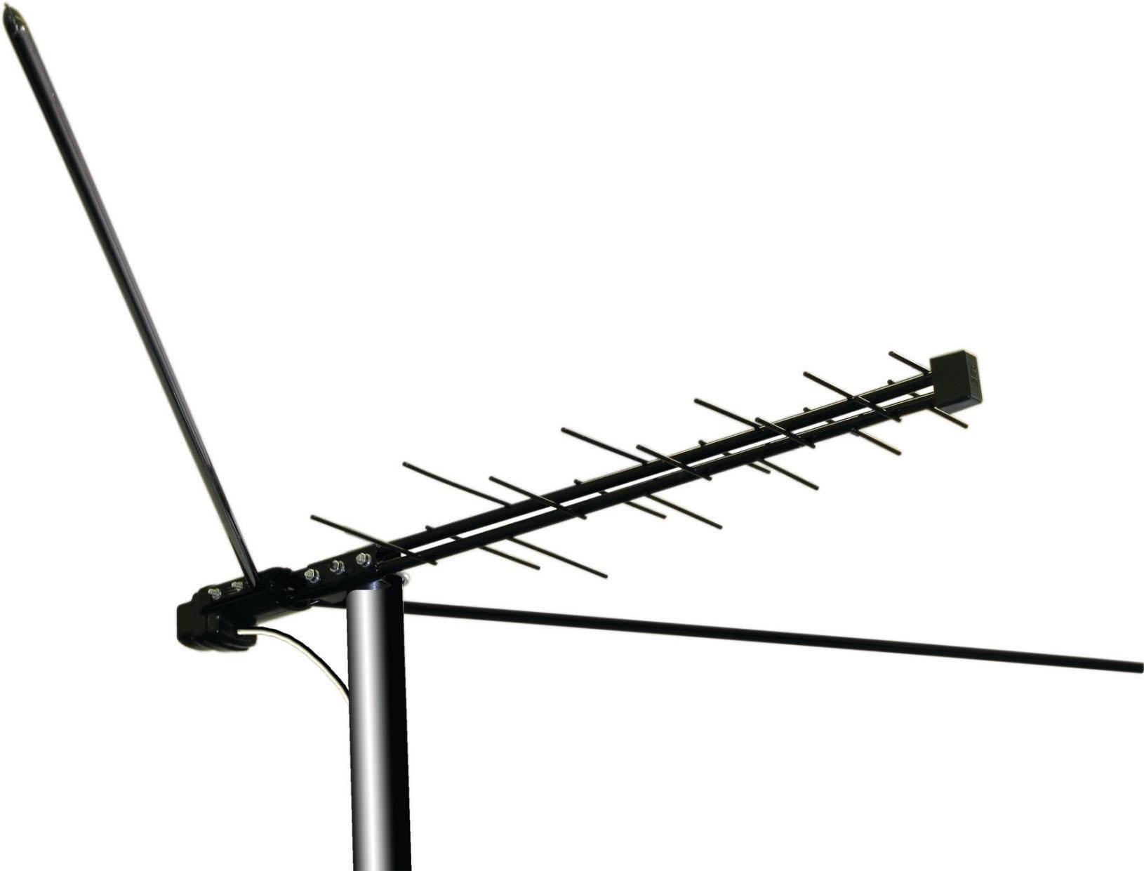 Схемы телевизионных уличных антенн